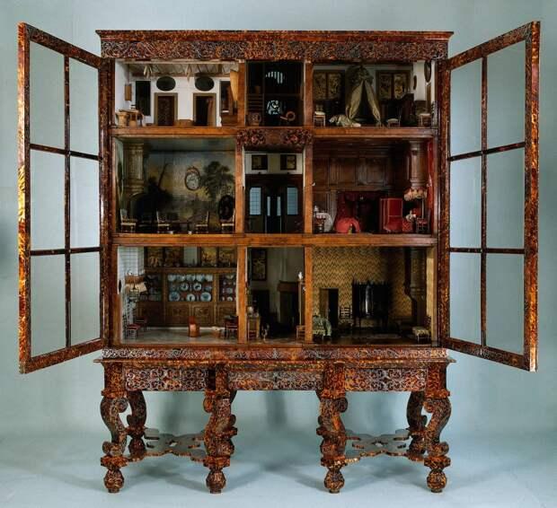 Знаменитый кукольный дом Петронеллы Ортман, 17 век