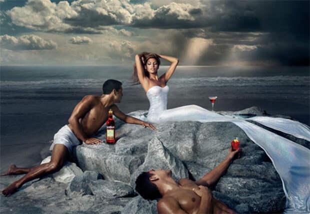 Сказочный календарь Campari