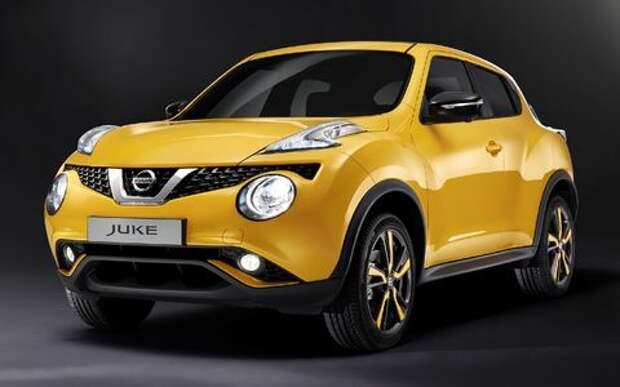 Nissan Juke ушел из России до лучших времен