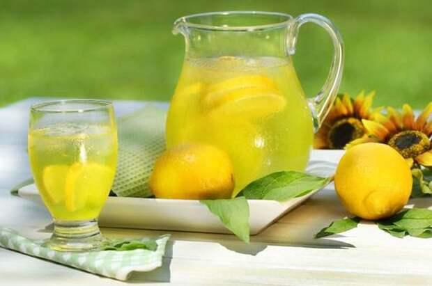 Лимонад лимон, польза