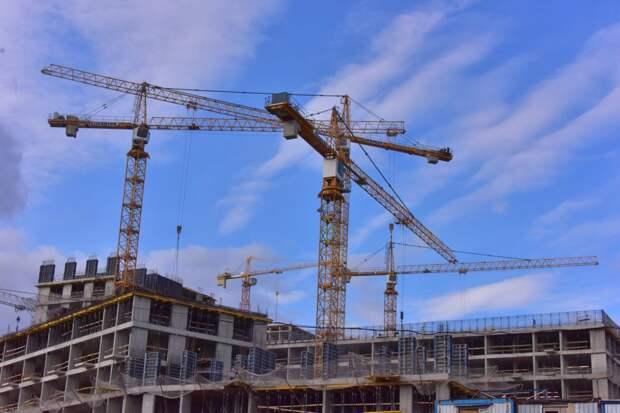 Дом в Митине передадут под заселение по программе реновации до конца года
