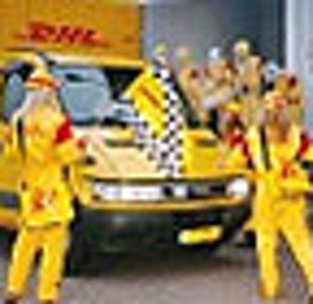 Грузовики DHL – почти как болиды Formula 1
