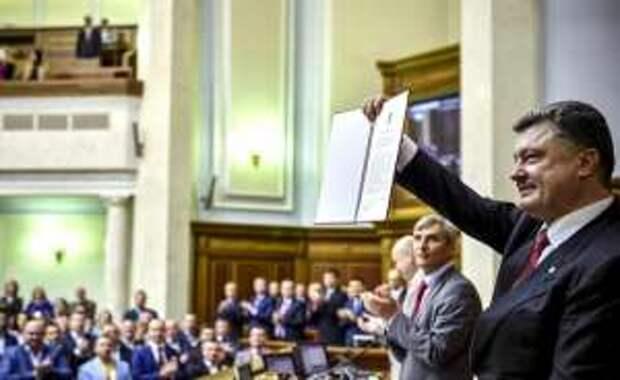 Украина — 2015: русофобия на государственном уровне