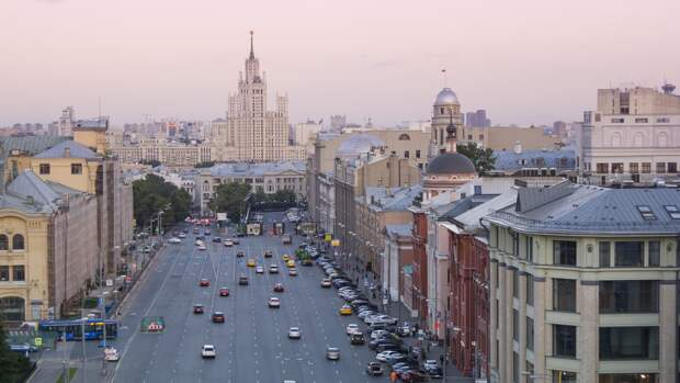 Антициклон принесет тепло в европейскую часть России