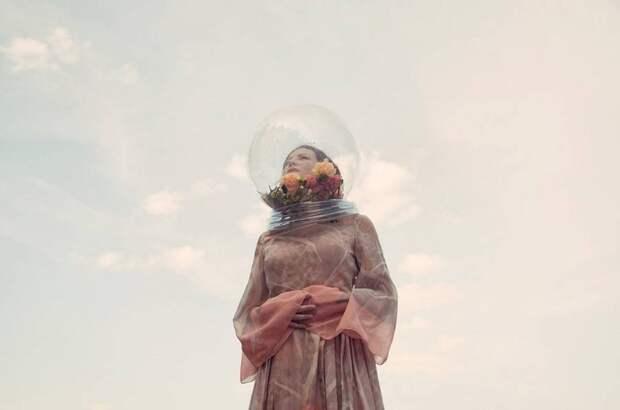 Причудливые сюрреалистические работы Хэзер Эванс Смит