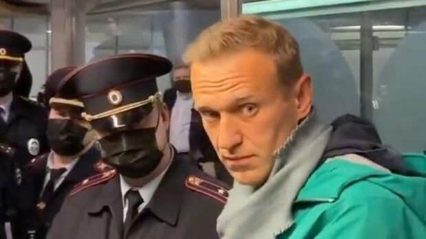 Задержание Навального проверят на законность 28 января