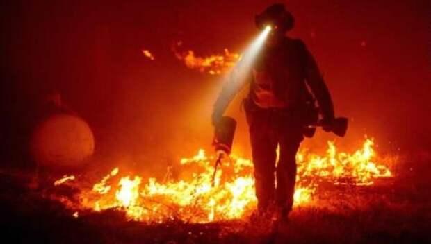 Невиданные пожары испепеляют западное побережье США: «Это был зверь»