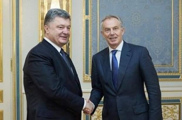 Галантерейщик и кардинал: Порошенко предлагает Британии управлять Украиной