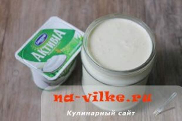 Домашний йогурт в йогуртнице