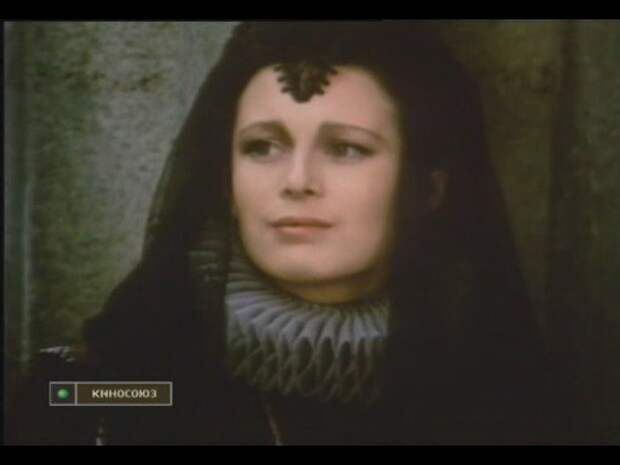 Советские актрисы: Елена Тонунц