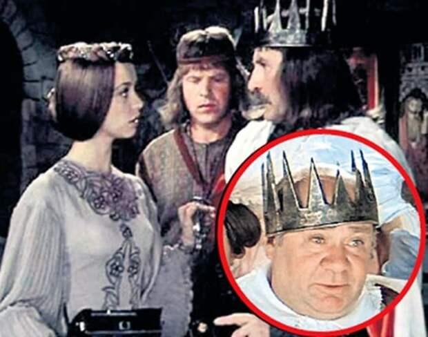 Королям из разных сказок пришлось делить одну корону на двоих   Фото: eg.ru