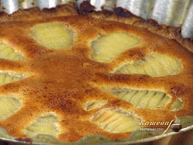 Пирог грушевый «Бурдалу»
