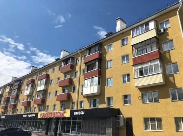 Фасады 25 жилых домов напроспекте Ленина преобразились кюбилею Нижнего Новгорода