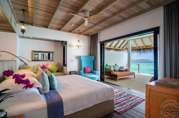 Мальдивы - не только пляжный отдых, это еще и вкусная еда!