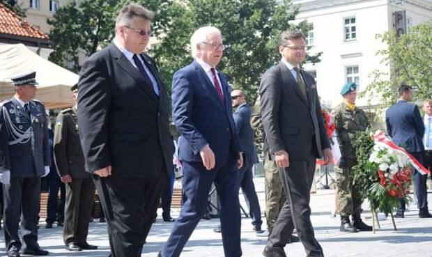 Консолидации антироссийских режимов «от моря до моря». Где окажется Белоруссия?
