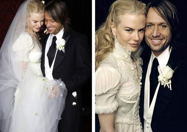 18 великолепных свадебных платьев знаменитостей
