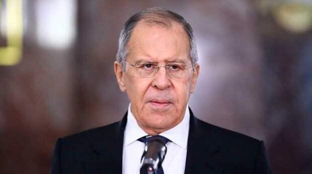 Отношения России и ЕС разорваны в клочья – Лавров