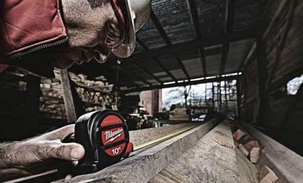 Обычная рулетка: хитрости бывалых строителей