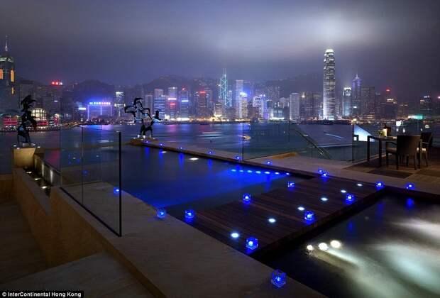 InterContinental в Гонконге