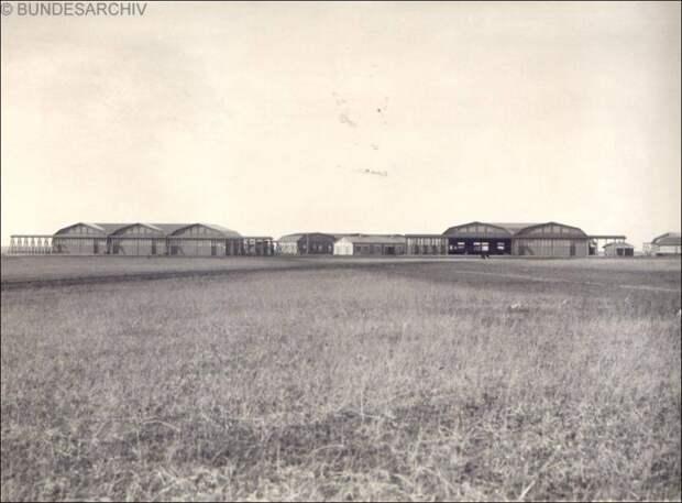 секретная немецко-советская лётная школа в Липецке