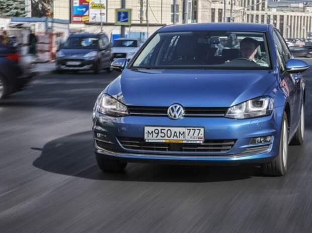 Volkswagen Golf VII: аналог нашего журнала