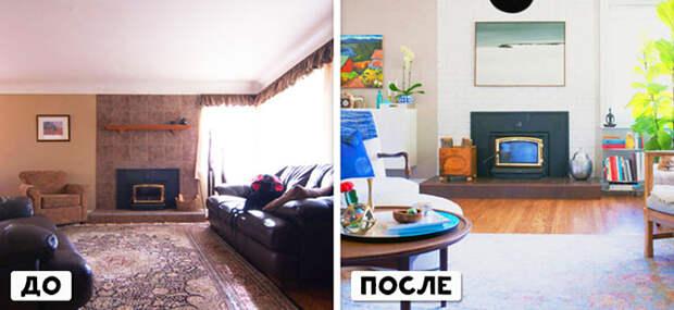 20 комнат до и после того, как за дело взялся дизайнер