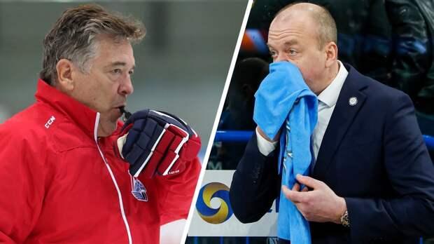 Канадский тренер «Локомотива» заразился коронавирусом. Его вот-вот должен сменить белорус Скабелка