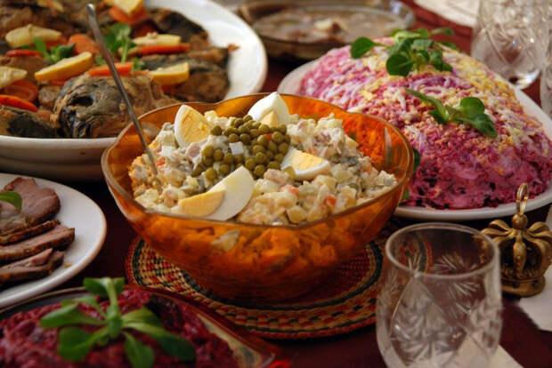Откуда пришли к нам новогодние блюда? Самые удачные рецепты!