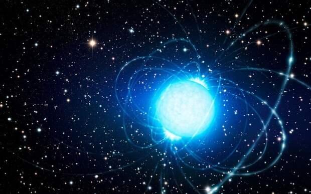 Магнетар Магнетар, Космос, Сверхновая, Звезда, Длиннопост