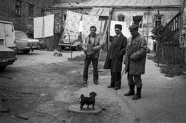 Фотограф Евгений Канаев: «Казань и казанцы в 90-е» 35