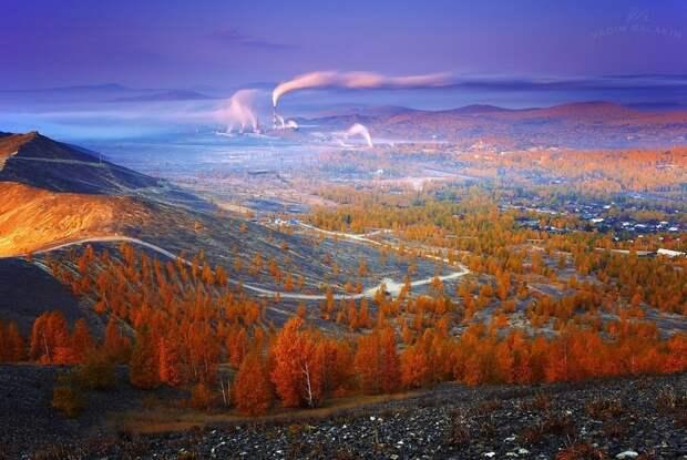 6. Карабаш, Южный Урал. Фото: Вадим Балакин