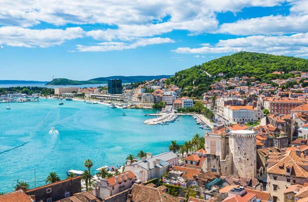 Хорватия: город Сплит