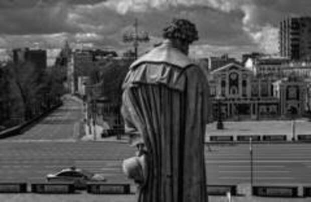 В Москве откроется выставка фотографий опустевшего города