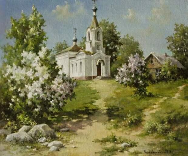 художник Владимир Краевский картины – 12