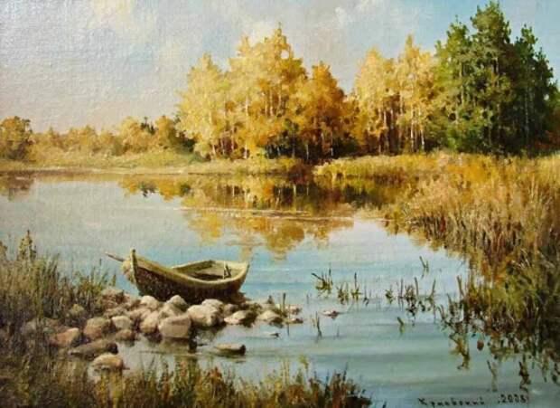 художник Владимир Краевский картины – 45