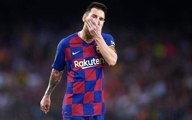 Месси чуть не забил «Реалу» после подачи углового: видео