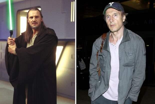 Актёры, сыгравшие в фильме «Звёздные войны», тогда и сейчас