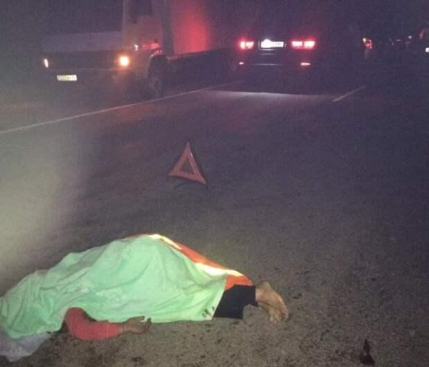 Массовое ДТП под Симферополем: трое погибли, среди них ребёнок (ФОТО)