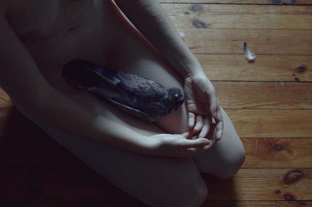 Рассказы о любви и отчаянии в фотографиях Elena Helfrecht