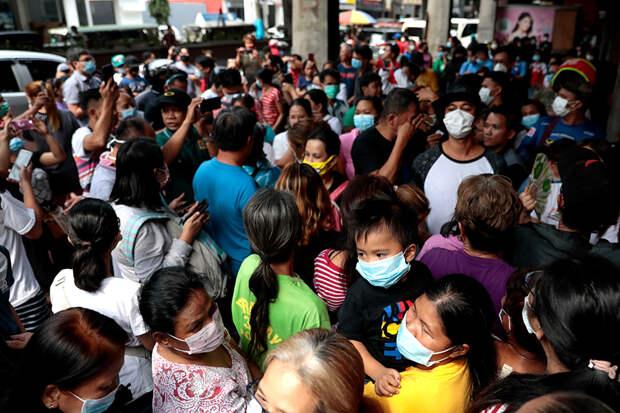 Зафиксирована первая смерть от коронавируса за пределами Китая