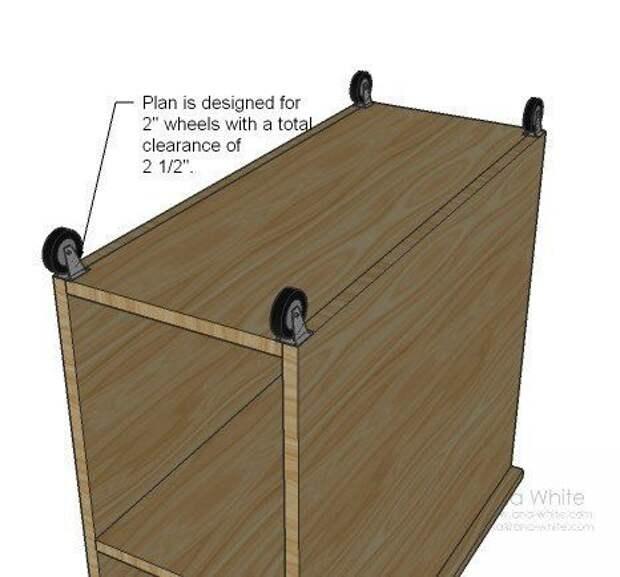Как сделать стол для раскроя и шитья: рабочее место швеи 3