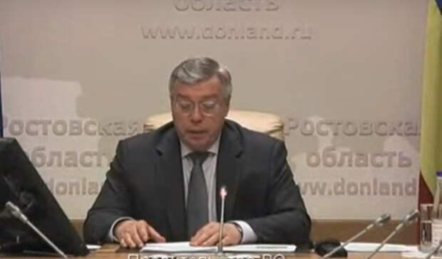 Голубев заявил обухудшении ситуации скоронавирусом вРостовской области