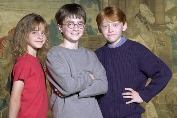 """Их не узнать! Дети из """"Гарри Поттера"""" тогда и сейчас"""