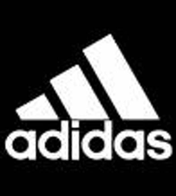 Adidas подбадривает марафонцев