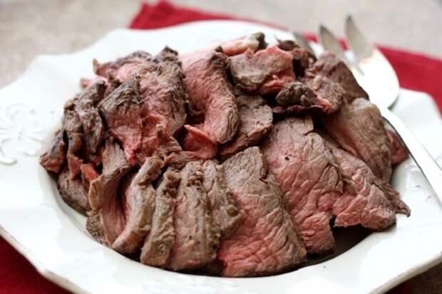 говядина в духовке фото