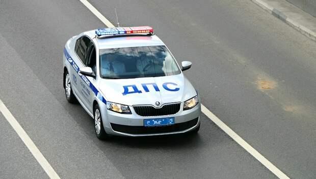 Свыше 40 аварий произошло на дорогах Подольска с начала года
