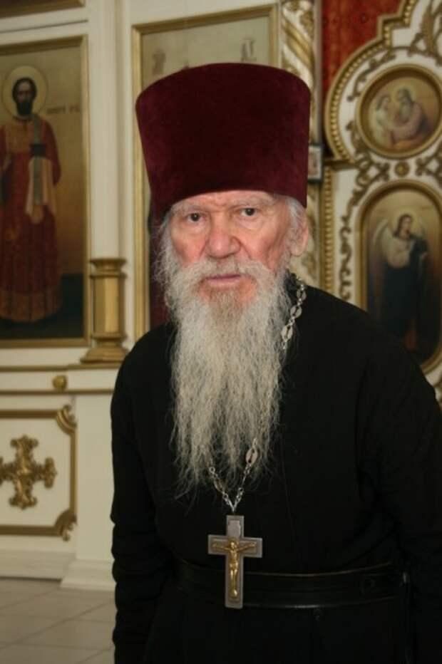 Протоиерей Валентин Бирюков