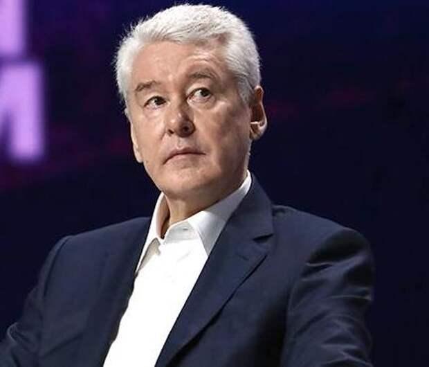 Сергей Собянин: «Коронавирус.Отвечаю на вопросы москвичей»