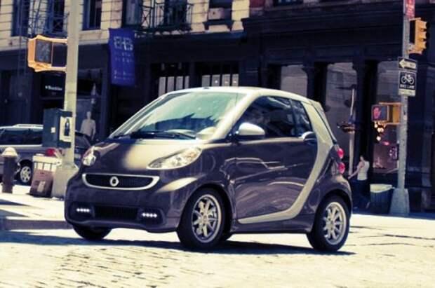 Топ-10: самые маленькие серийные автомобили
