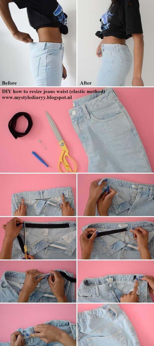 Переделки одежды До и После (подборка)